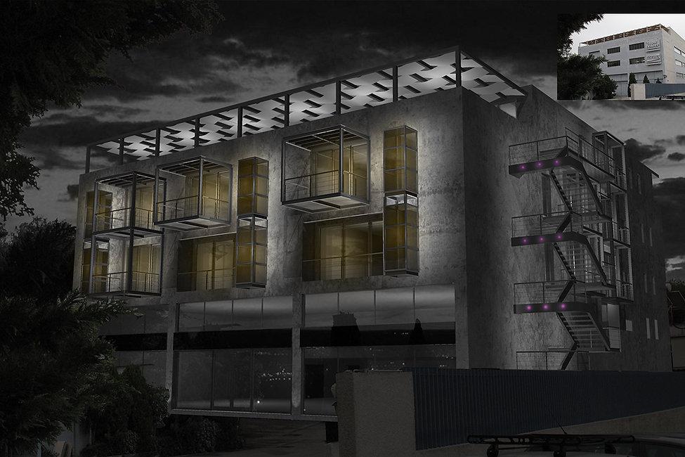 Αναμορφωση βιομηχανικου κτιριου σε βιοκλιματικο συγκροτημα κατοικιων