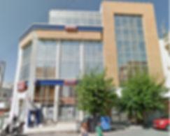 Κτιριο τραπεζης Eurobank