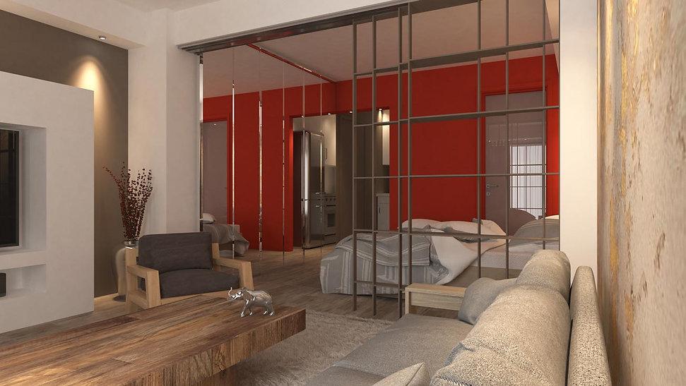 Home renovation proposal.