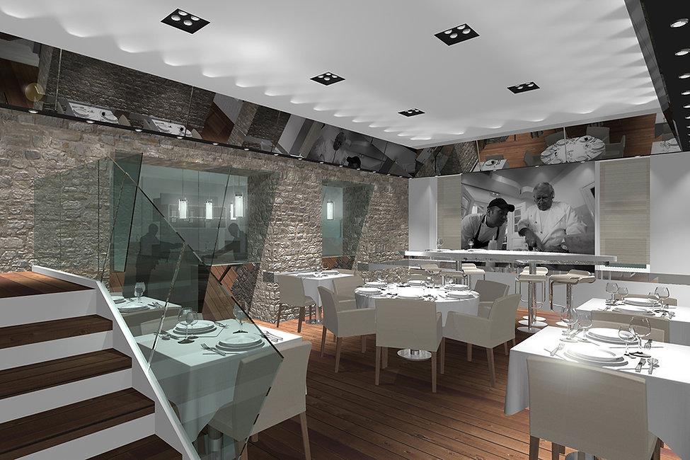 Botrini's restaurant in Halandri