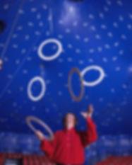 Hoops al circo