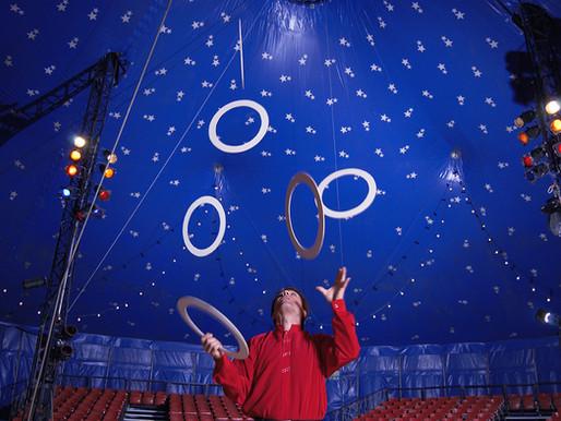 Goda nyheter: Wales förbjuder vilda djur på cirkus