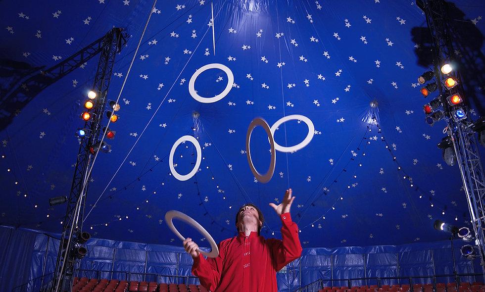 Living Room Circus