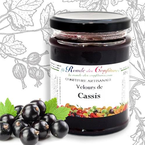 VELOURS DE CASSIS 325 g