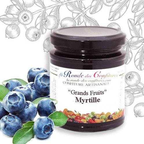 """MYRTILLE """"GRANDS FRUITS"""" 220 g"""