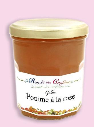 GELÉE DE POMME À LA ROSE 370 g
