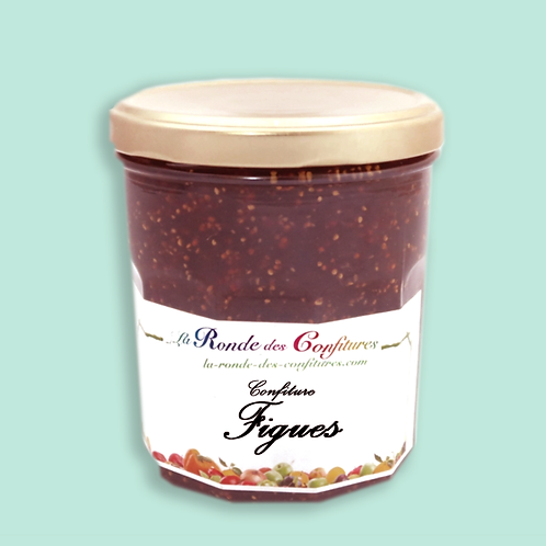 CONFITURE FIGUES 370 g