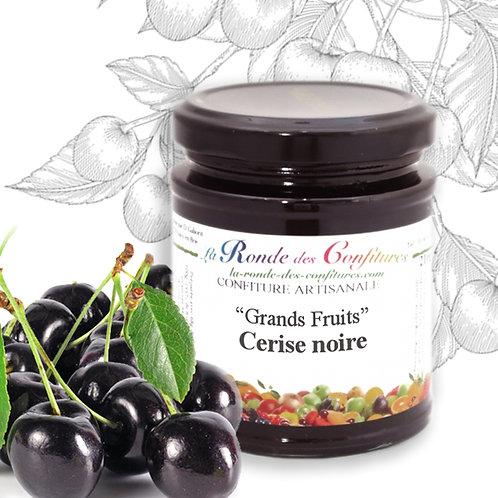 """CERISE NOIRE """"GRANDS FRUITS"""" 220 g"""