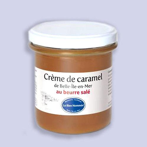 CRÈME DE CARAMEL AU BEURRE SALÉ DE BELLE-ÎLE  360 g