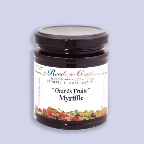 "MYRTILLE ""GRANDS FRUITS"" 220 g"