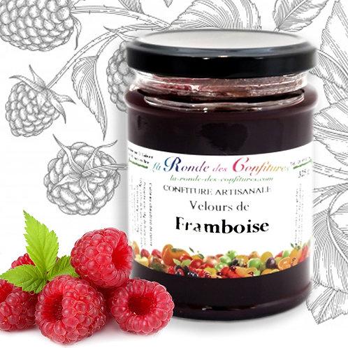 VELOURS DE FRAMBOISE 325 g