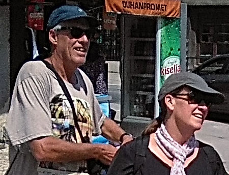 Julie Carr and Michael Price Perth, Western Australia,  Australia