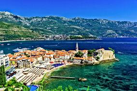 Albania Montenegro tour