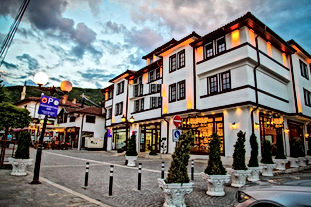Southern Balkan tour