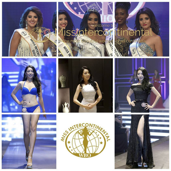 Lavinu for Miss Intercontinental 2017