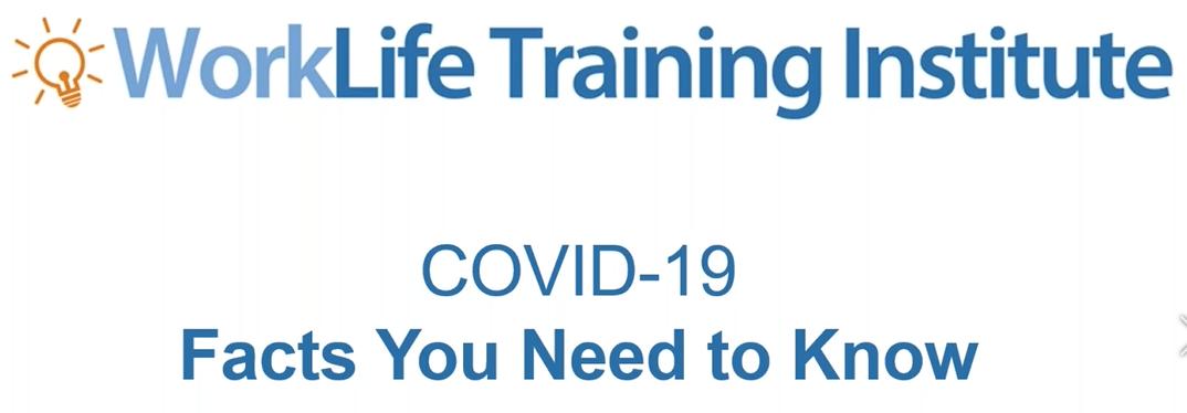 COVID19 Facts Webinar