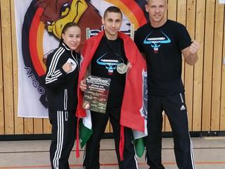 Grónai megszerezte második thai box világbajnoki címét