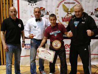 WFC International Championship, Baja