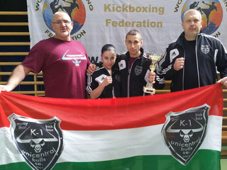 Austrian Open WKF International Kickboxing Tournament