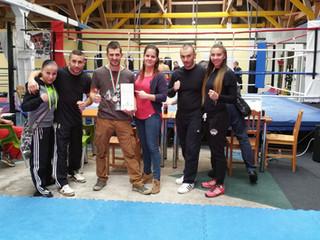 WOMAA - World Organization of Martial Arts Athletes - EUROPEAN OPEN INTERNATIONAL CHAMPIONSHIPS
