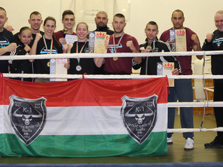 Combat-Sport (K-1) Országos Bajnokság 2016.03.12, Zalaegerszeg