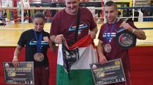 Grónai megszerezte második thai box Európa-bajnoki címét