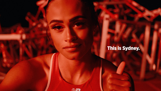 NEW BALANCE | This is Syd