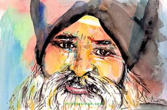 Bhai Rama Singh Jee