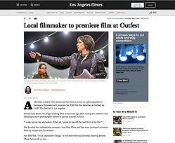 Marina Rice Bader for the LA Times