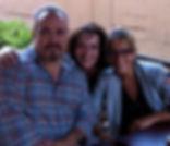 Davis Zayas & Marlene Forte and Mona Elyafi
