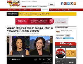 Marlene Forte for FOX News Latino