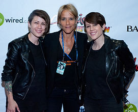 Tegan & Sara and Mona Elayfi