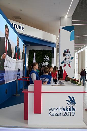 Stand World Skills Kazan 2019