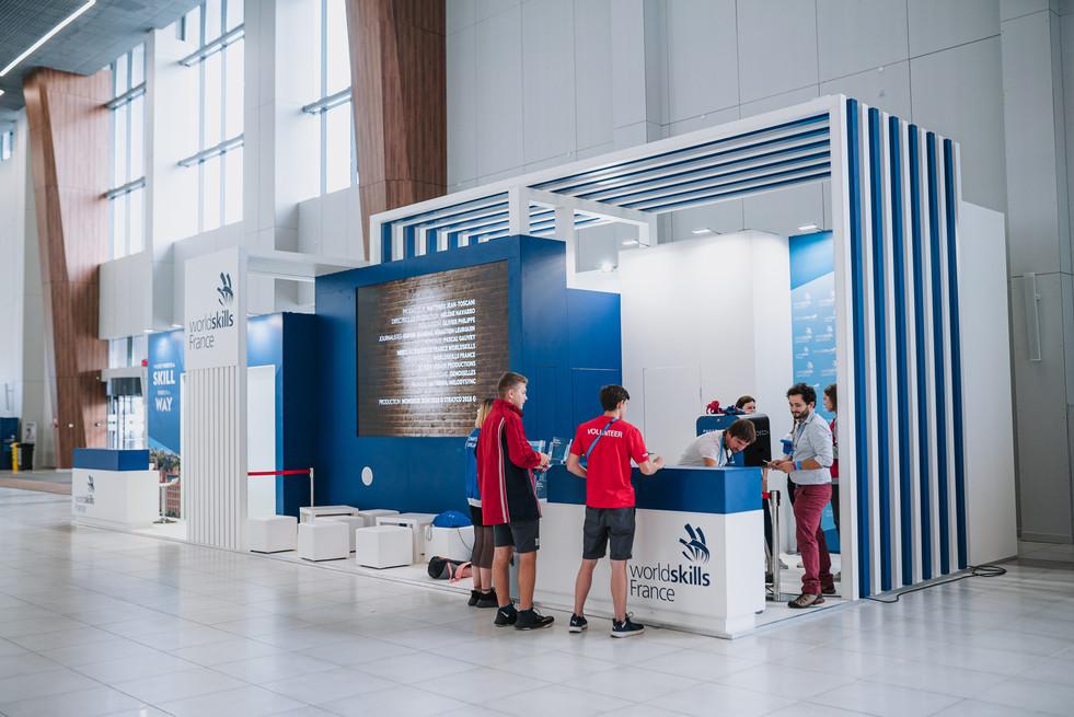 World Skills France / World Skills Kazan 2019