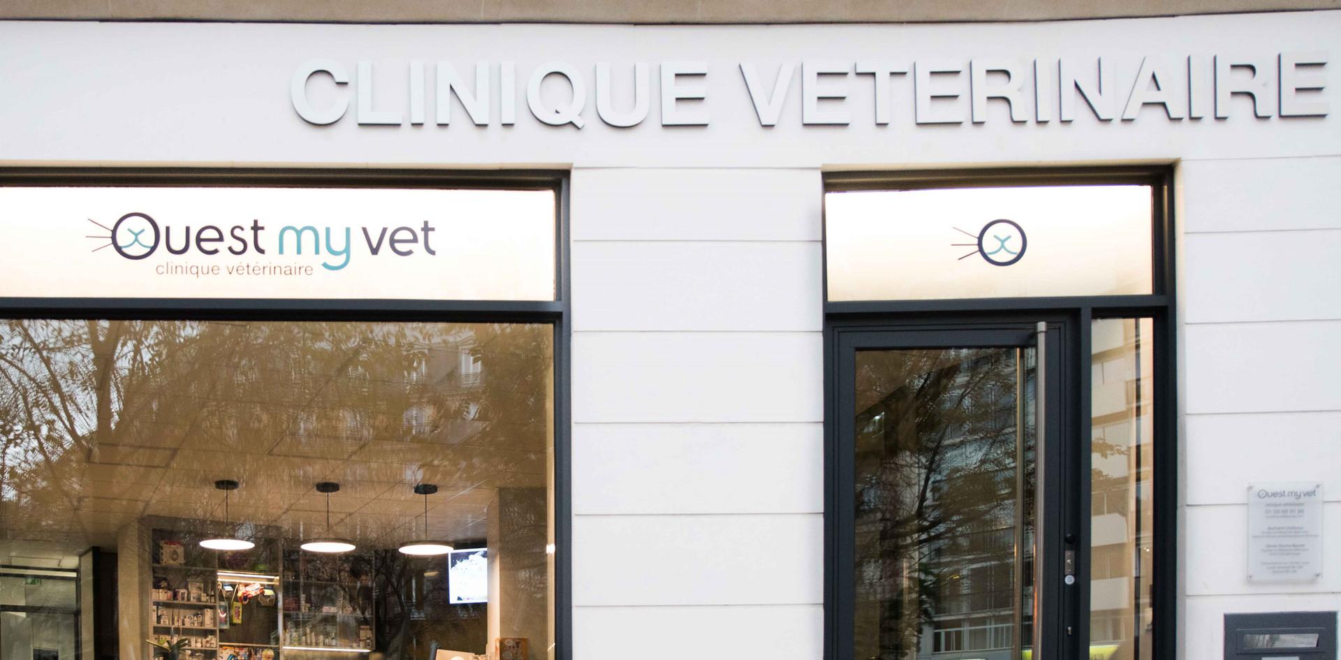 Clinique veterinaire Ouest My Vet Paris
