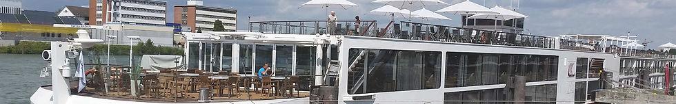 Limousine Service Switzerland – Rhine River Cruise Ship