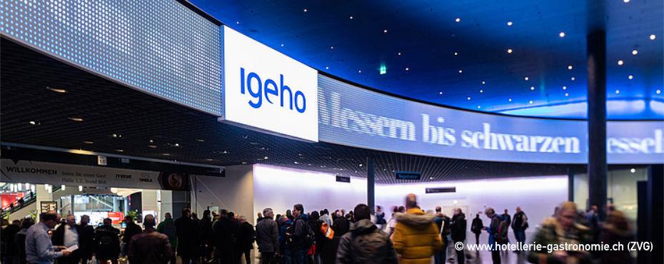 Igeho 2021 © www.hotellerie-gastronomie.ch (ZVG)