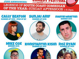 BigMouth Comedy Festival