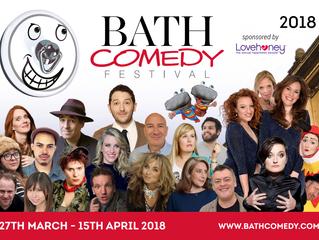 Bath Comedy Festival 2018