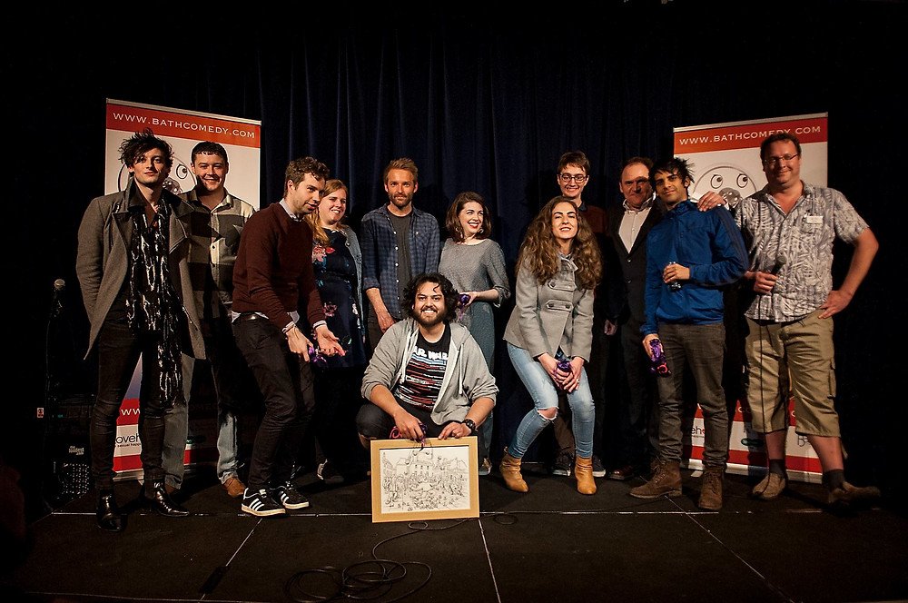 Left To Right, Kev O'Connell, Tom Redman, Danny Clives, Lisanne Fridsma, Benji Waterstones, Rosie Holt, Esther Manito, Riordan DJ,  Geoff Whiting, Kai Samra and Nick Steel