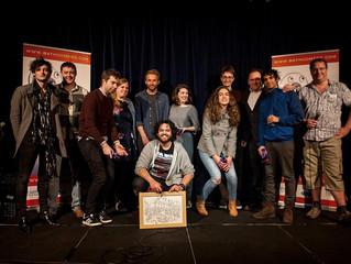 Winner: Bath Comedy Festival New Act 2017