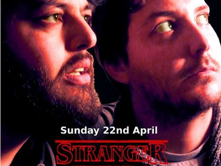 Stranger Friends Preview