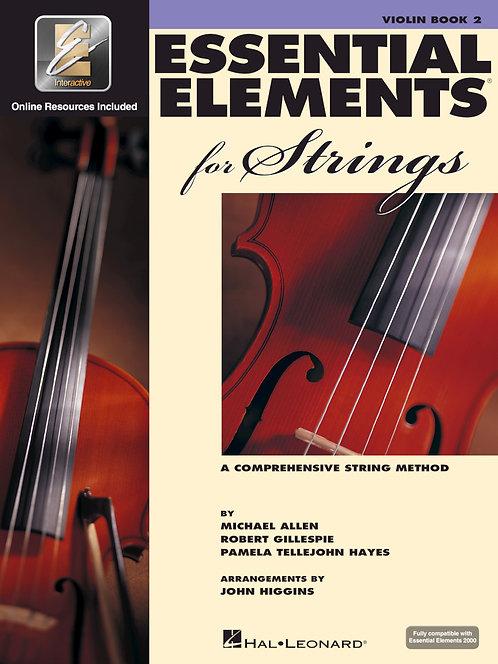 Violin Book 2