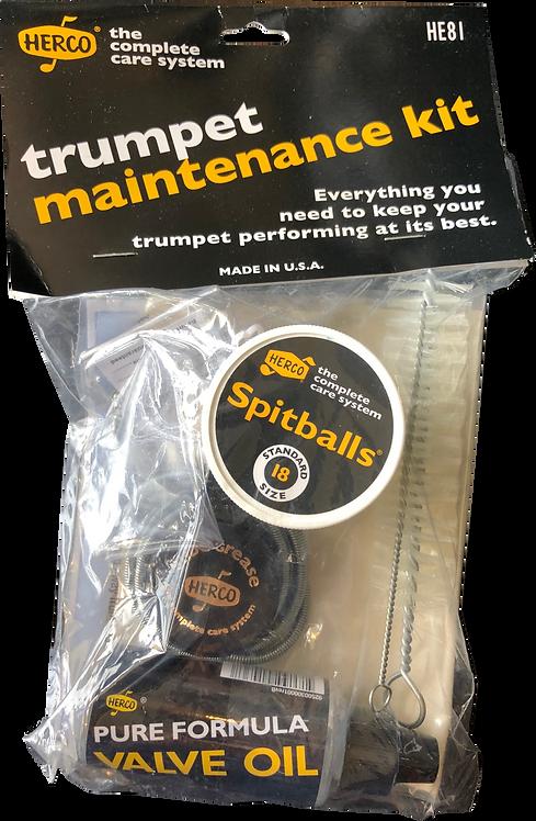 Trumpet Care Kit