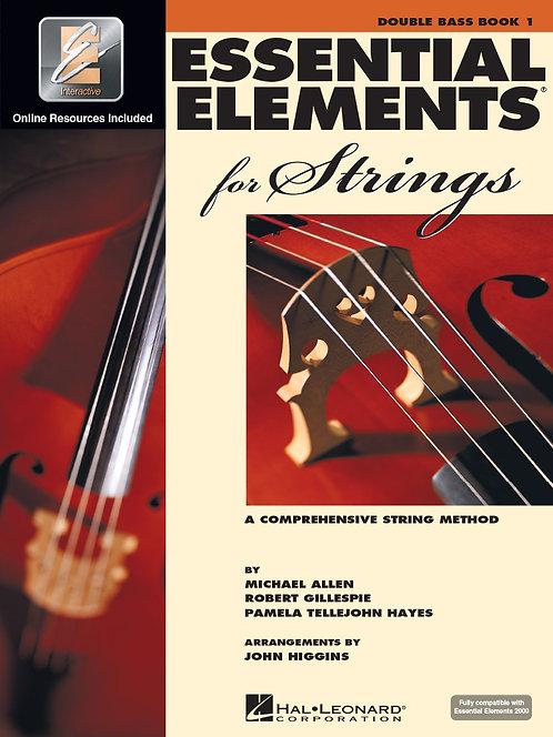 Double Bass Book 1