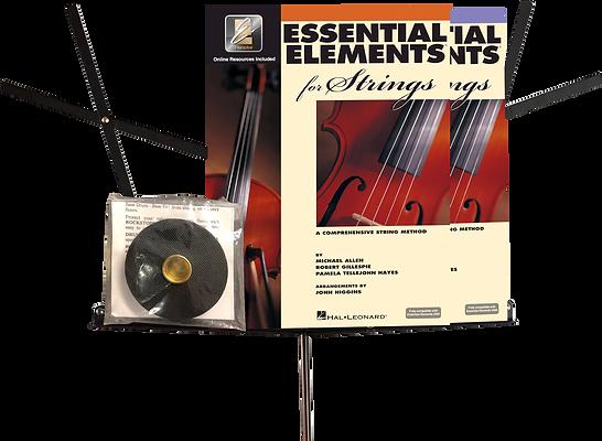 Cello Accessories Kit