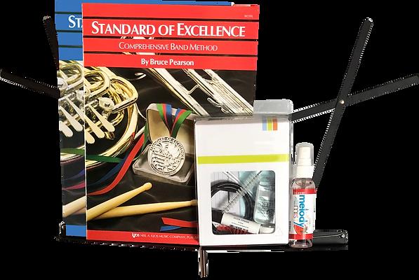 Clarinet Accessories Kit