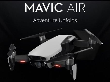 Mavic Air רחפן חדש
