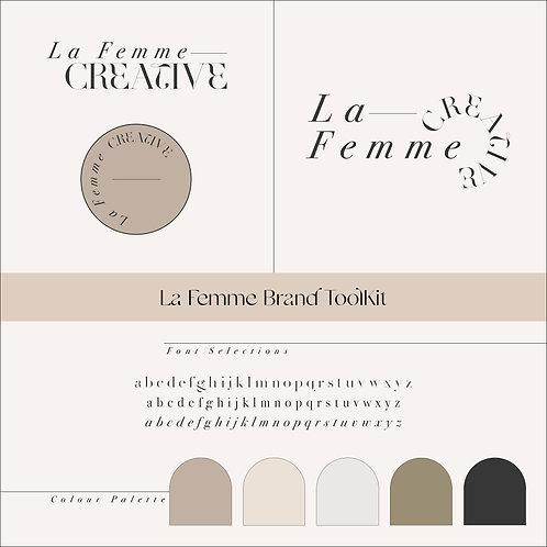 La Femme Branding Toolkit