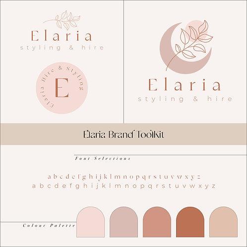 Elaria Branding Toolkit